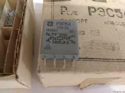 Реле РЭС54 ХП4.500.011-01