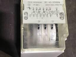 Реле времени электромеханические ВС-43-311-60 сек