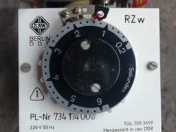 Реле времени RZw 220V