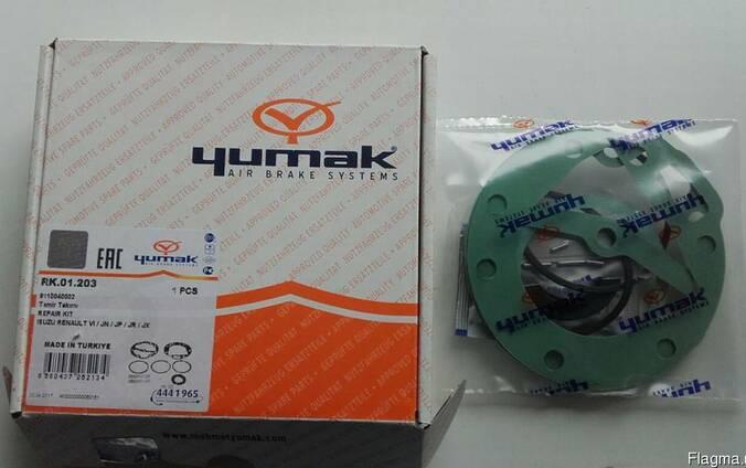 Рем. комплект прокладок компрессора YUMAK (Турция) к Богдану