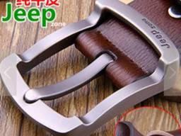 Ремень брючный кожаный в ассортименте