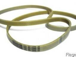 Ремень для стиральной машины Ardo, Beko, Whirlpool 1245 J5