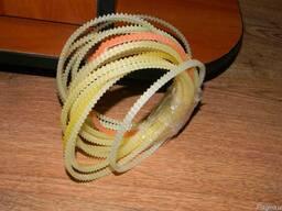 Ремень кожаный приводной для швейных машин и оверл...