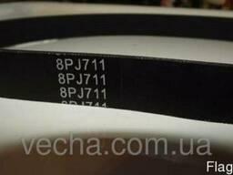 Ремень ручейковый к бетономешалке 8PJ 711-710 мм