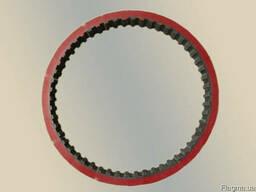 Ремень зубчатый аналог 202 L 100 Linatex 5mm