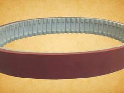 Ремень зубчатый с продольной проточкой 660П 32 Т10 660 6 мм.