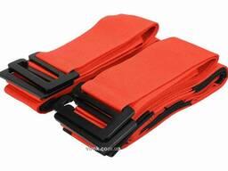 Ремені для перенесення меблів YATO 2- для спини 2- для вантажу 8 x 280 см 4 шт