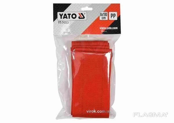 Ремінь для перенесення меблів YATO для вантажу ручка для перенесення 8 x 180 см