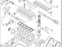 Ремкомплект двигателя на технику John Deere