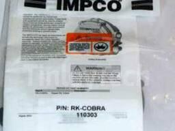 Ремкомплект ГБО редуктора газового IMPCO COBRA на погрузчики