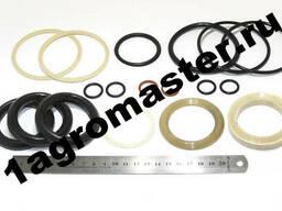 Ремкомплект гидроцилиндра поворота шток d-45 (манжеты. ..