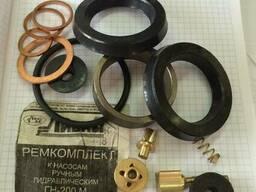 Ремкомплекты к насосам ГН 60, ГН 200М, ГН 500