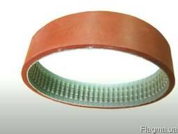 Ремни зубчатые приводные с покрытием Linatex, Tenax