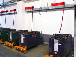 Ремонт АКБ и зарядных устройств для погрузочной техники. ТО и Восстановление.