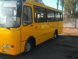 Ремонт автобусов Богдан, I-VAN, ПАЗ, Эталон и др.