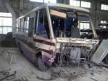 Оценка ущерба и ремонт автобусов после ДТП - фото 1
