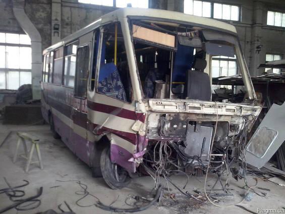 Ремонт автобусов (капитальный) в Черкассах от Олексы.