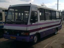 Ремонт автобусов - комплексно (кузовной ,двигатель,ходовая)