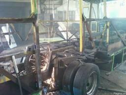 Капитальный, аварийный, текущий ремонт автобусов Богдан, Этало