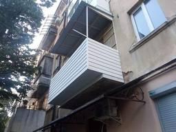 Ремонт балконів