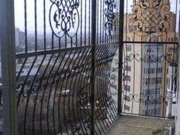 Ремонт балконов любой сложности в Харькове под ключ.