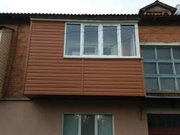 """Ремонт балконов """"под ключ"""""""