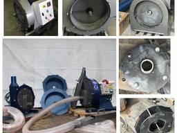 Ремонт дробилок, измельчителей разных типов. Реставрация.