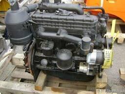 Ремонт двигателей на Львовский погрузчик с гарантией