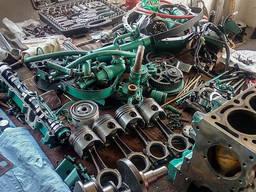 Ремонт двигателей Volvo, Man, Daf, Iveco, Mercedes, Deutz