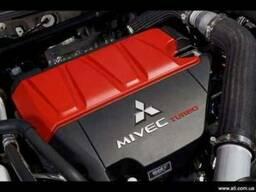Ремонт двигателя Mitsubishi.