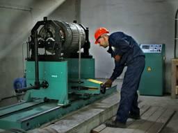 Ремонт тяговых электродвигателей РТ-51, УРТ110