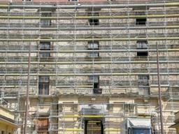 Ремонт фасада здания любой сложности!