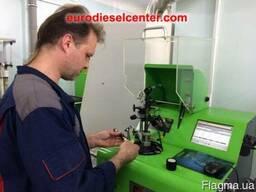 Ремонт форсунок, ремонт пьезофорсунок и ТНВД двигателя.