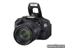 Ремонт фотоаппарата Canon EOS 600D в Киеве