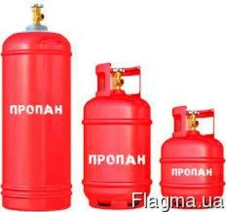 Ремонт бытовых газовых баллонов (г. Каменское)