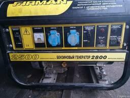 Ремонт генераторов Firman, Forte