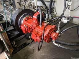 Ремонт гидравлического насоса Kawasaki K3V140DT