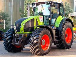 Ремонт гідравліки гусеничних тракторів Glaas