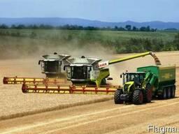 Ремонт гидроцилиндров на зерноуборочные комбайны и трактора