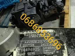 Ремонт гидромотора brueninghaus A4V250EL2