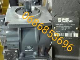 Ремонт гидромотора sauer danfoss 90L180