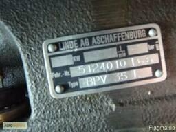 Ремонт гидромоторов Linde BMR 35, BMR 50, BMR 75