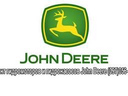 Ремонт гидронасоса трактора John Deere