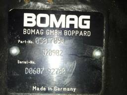 Ремонт гидронасосов Bomag