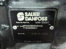 Ремонт гидронасосов Sauer Danfoss