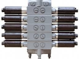 Распределитель 5РМ50-00 (5 секций) Дон-1500
