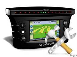 Ремонт GPS навигаторов Trimble, Claas, TeeJet, Leica и др.