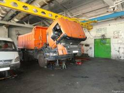 Ремонт грузовых авто