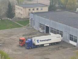 Ремонт грузовых авто, реализация запчастей