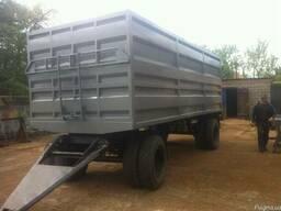 Ремонт грузовых рам и прицепов